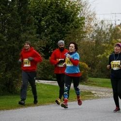 43. Saaremaa kolme päeva jooks - Aet Kull (71), Kirill Jakuštšenko (887)