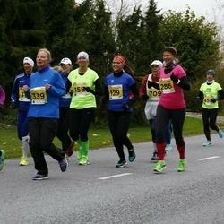 43. Saaremaa kolme päeva jooks - Liili Vatsar (286), Signe Salvet (339)