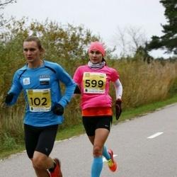 43. Saaremaa kolme päeva jooks - Kaisa Kukk (599)