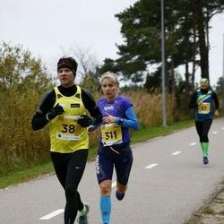 43. Saaremaa kolme päeva jooks - Rivo Aunpu (38), Marion Tibar (311)