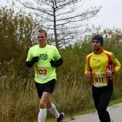43. Saaremaa kolme päeva jooks - Rando Riks (702), Andrus Kuusk (911)