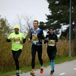 43. Saaremaa kolme päeva jooks - Brit Rammul (233), Mart Kelk (297)