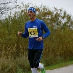43. Saaremaa kolme päeva jooks - Tiit Arus (85)