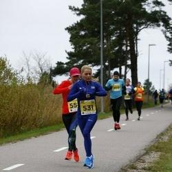 43. Saaremaa kolme päeva jooks - Daana Suun (531)