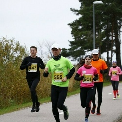 43. Saaremaa kolme päeva jooks - Jan Kõrva (555), Kätlin Vau (601)