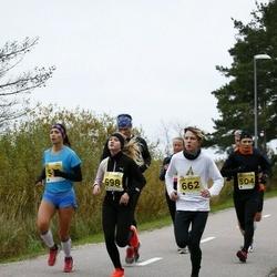 43. Saaremaa kolme päeva jooks - Ragne Randmäe (598), Henri Kuris (662)