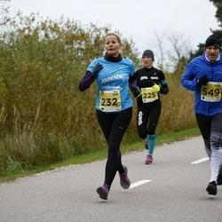 43. Saaremaa kolme päeva jooks - Kristi Siibak (232), Taavi Azarov (549)