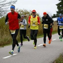 43. Saaremaa kolme päeva jooks - Jaanus Kaur (227), Krista Suppi (363), Andre Käen (417)