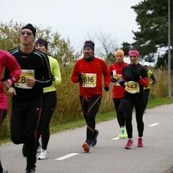 43. Saaremaa kolme päeva jooks - Ingrid Piht (242), Tarvo Pihlas (616)