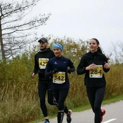 43. Saaremaa kolme päeva jooks - Kristel Kull (284), Annela Orav (342)