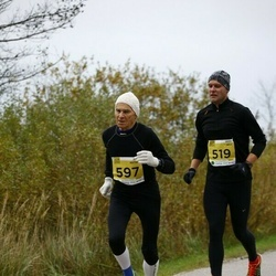 43. Saaremaa kolme päeva jooks - Marek Oolo (519), Jaan Mättas (597)