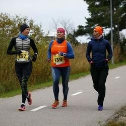 43. Saaremaa kolme päeva jooks - Tiina Kala (137), Ursula Noorväli (139)