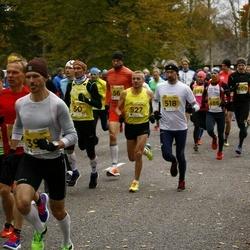43. Saaremaa kolme päeva jooks - Andres Lelov (518), Meelis Veilberg (527)