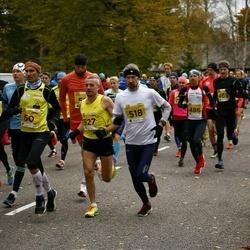 43. Saaremaa kolme päeva jooks - Tarmo Reitsnik (60), Andres Lelov (518), Meelis Veilberg (527)