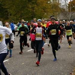 43. Saaremaa kolme päeva jooks - Olle Kärner (468), Alar Abram (486)