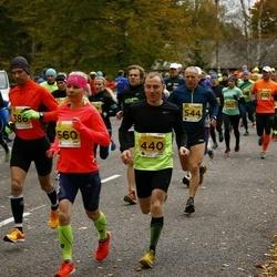 43. Saaremaa kolme päeva jooks - Marek Truumaa (440), Evelin Talts (560)