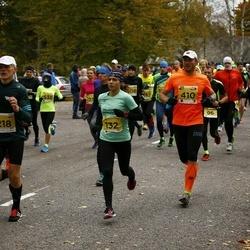 43. Saaremaa kolme päeva jooks - Moonika Pilli (132), Mallor Malmre (410)