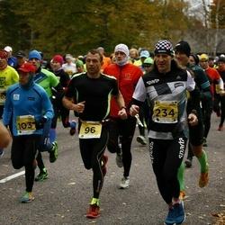 43. Saaremaa kolme päeva jooks - Melvin Sinirand (96), Priit Kajari (234)