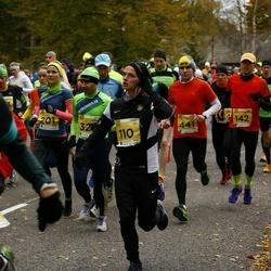 43. Saaremaa kolme päeva jooks - Toomas Kiis (110), Priit Kuuskla (142)