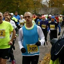 43. Saaremaa kolme päeva jooks - Jevgeni Hafizov (42), Karl-Gustav Nagel (701)