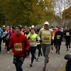 43. Saaremaa kolme päeva jooks - Tairo Talvis (524), Niklass Kalnins (660)