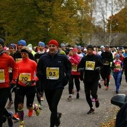 43. Saaremaa kolme päeva jooks - Evert Varblas (80), Janis Riekstins (93)