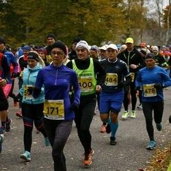 43. Saaremaa kolme päeva jooks - Kaja Õispuu (171), Andrei Lopsik (478)