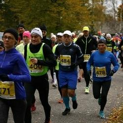 43. Saaremaa kolme päeva jooks - Andrei Lopsik (478), Jaanis Pikkof (484)