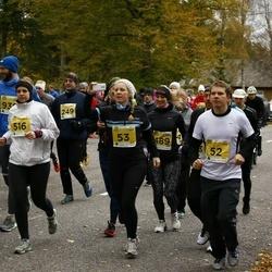 43. Saaremaa kolme päeva jooks - Gert Silm (52), Gerli Silm (53), Liisi Laaspere (516)