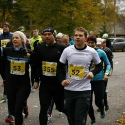 43. Saaremaa kolme päeva jooks - Gert Silm (52), Gerli Silm (53), Gints Osins (355)