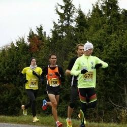 43. Saaremaa kolme päeva jooks - Ulari Kais (138), Andi Noot (672)