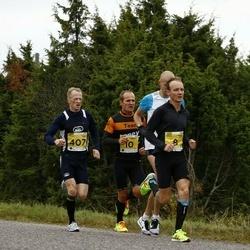 43. Saaremaa kolme päeva jooks - Mairo Mändla (8), Elar Vulla (407)