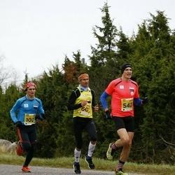 43. Saaremaa kolme päeva jooks - Tarmo Reitsnik (60), Rain Seepõld (542)