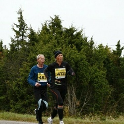 43. Saaremaa kolme päeva jooks - Anastasiia Zakharova (412)