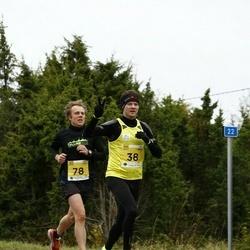 43. Saaremaa kolme päeva jooks - Rivo Aunpu (38), Renat Vafin (78)