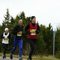 43. Saaremaa kolme päeva jooks - Ilgvars Aboltins (169), Andre Lomaka (497)