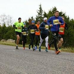 43. Saaremaa kolme päeva jooks - Sulev Lokk (54), Talis Nurk (367)