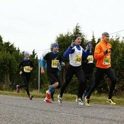 43. Saaremaa kolme päeva jooks - Miiko Vainer (140), Jaan Jänes (631)