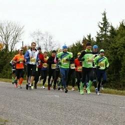 43. Saaremaa kolme päeva jooks - Hanno Kindel (205), Siim Tõnismäe (377), Lauri Räbin (517)