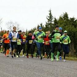 43. Saaremaa kolme päeva jooks - Siim Tõnismäe (377), Lauri Räbin (517)