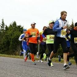 43. Saaremaa kolme päeva jooks - Ander Avila (371), Mallor Malmre (410)