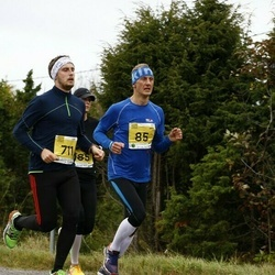 43. Saaremaa kolme päeva jooks - Tiit Arus (85), Silver Mikk (711)