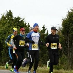 43. Saaremaa kolme päeva jooks - Kaspar Räitsak (111), Janek Käärd (452)