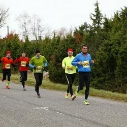 43. Saaremaa kolme päeva jooks - Tiit Tilk (104), Uibo Kallas (460), Virgo Arge (508)