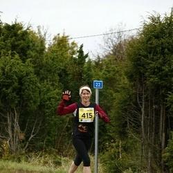 43. Saaremaa kolme päeva jooks - Tatiana Shalimova (415)