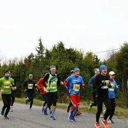 43. Saaremaa kolme päeva jooks - Raivo Meitus (203), Marek Mägi (713)