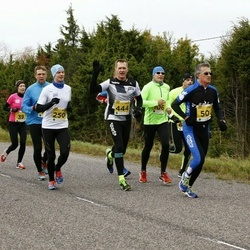 43. Saaremaa kolme päeva jooks - Alec Nyiri (50), Mart Mustkivi (250), Ain Kurvits (444)