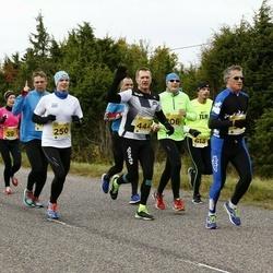 43. Saaremaa kolme päeva jooks - Mart Mustkivi (250), Ain Kurvits (444)