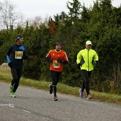 43. Saaremaa kolme päeva jooks - Oscar Õun (76), Indrek Vaher (595)