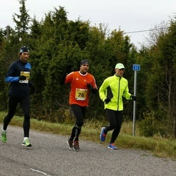 43. Saaremaa kolme päeva jooks - Oscar Õun (76)